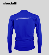 Caloundra LS Rashguard Back (logo on Shoulders)
